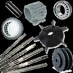 Резервни части за електродвигатели